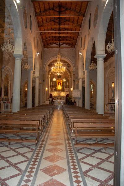 chiesa madonna della provvidenza